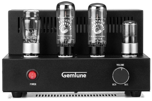 The Gemtune X-1 Tube Amplifier