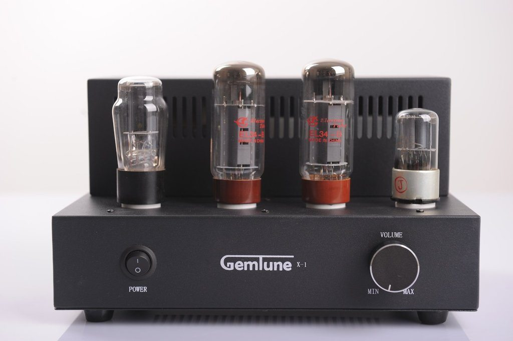 The Gemtune X-1 Tube Amplifier Review