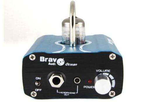 The Bravo Ocean Tube Amplifier
